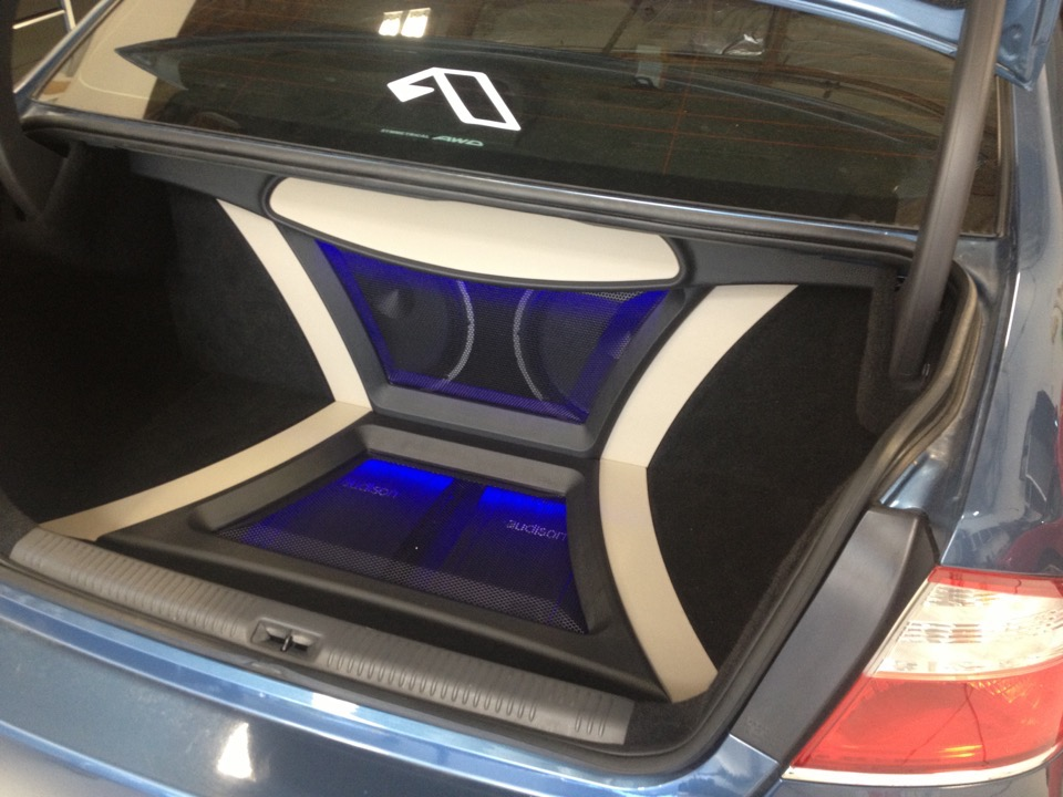 Beaverton Car Audio Client Gets High End Custom Fabrication