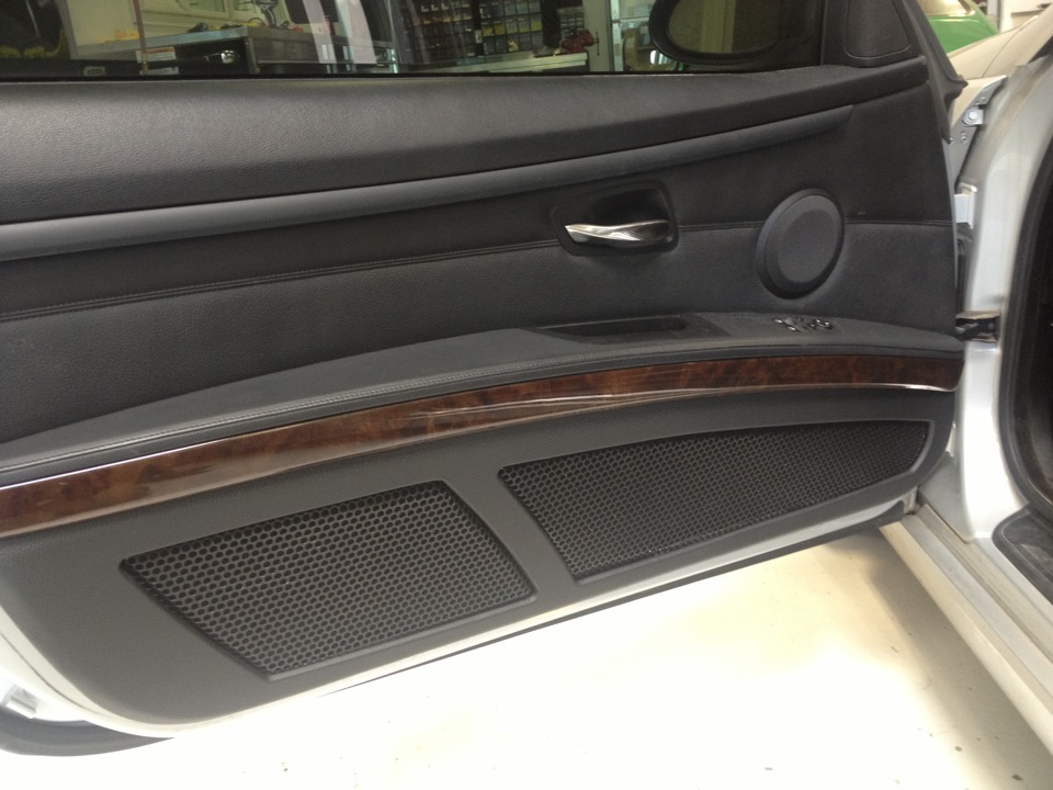 mercedes logs door stereo diymobileaudio forum doors build audio project gallery custom com panels car install