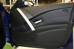 BMW Custom Door Panel