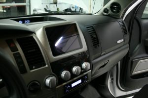 Custom iPad Installation for Clackamas Toyota Tundra Owner
