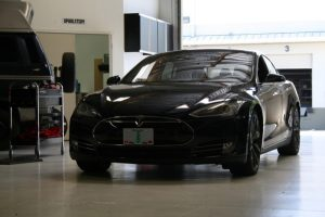 Portland Client Adds Tesla S Radar And Laser System