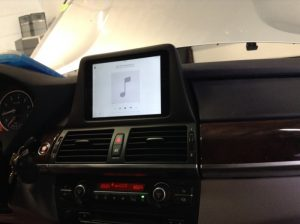 Portland Client Gets 2015 BMW X5 iPad Integration