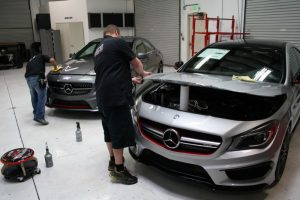 Clear Bra Paint Protection for 2015 Mercedes Benz AMG