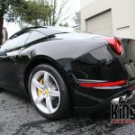 2014 Ferrari California Tint and PPF