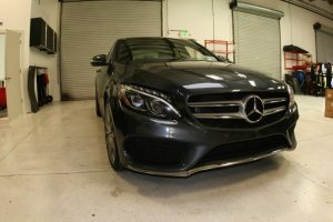 Beaverton Mercedes C400 Audio – Upgrading Factory Sound
