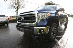 Portland Client Comes To Kingpin For Toyota Tundra Stereo Upgrade