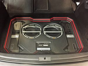 VW GTI Audio
