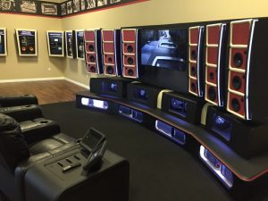 Kingpin Debuts Industries First Kingpin University Soundstage Display