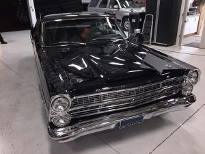 Ford Fairlane Audio