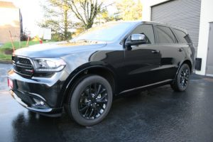 Tualatin Client Comes To Kingpin for Dodge Durango Window Tint