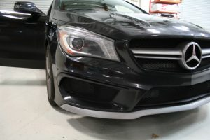 Wilsonville Client Gets Mercedes-Benz CLA45 Backup Camera