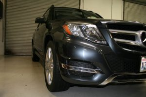 Mercedes-Benz GLK350 Backup Camera For Vancouver Client