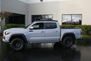 Lake Oswego Toyota Client Gets 2017 Tacoma Stereo Upgrades