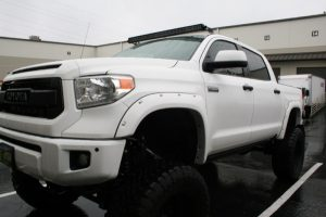 Toyota Tundra Lighting Upgrades For Tualatin Client