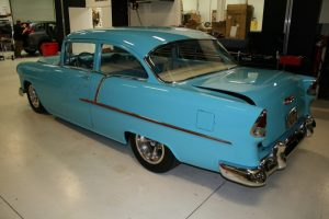 Wilsonville Client Gets Incredible 1955 Chevy Stereo System