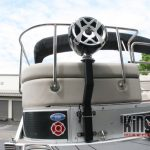 Bennington Pontoon Boat Audio