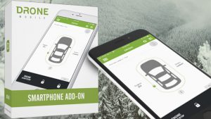 Product Spotlight: DroneMobile Smartphone Car Control